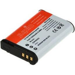 Jupio EN-EL23 1850mAh Battery for Nikon