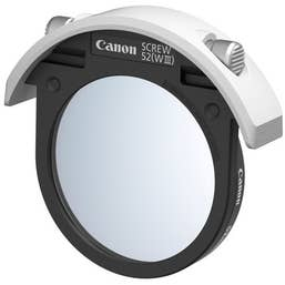 Canon 52SFHWIII Screw Filter Holder with Protect Filter