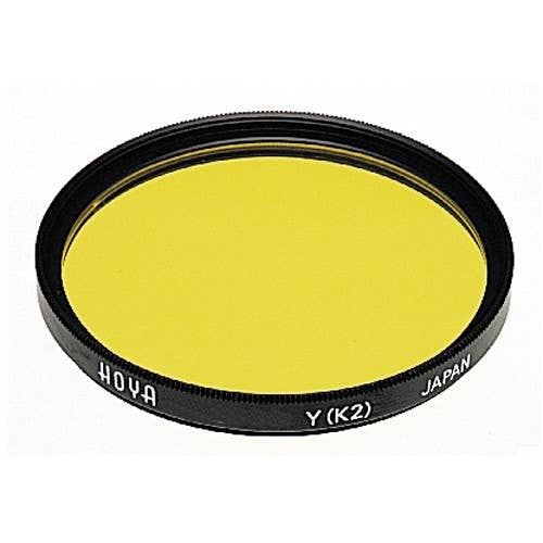 Hoya 62mm K2 (Yellow) Filter