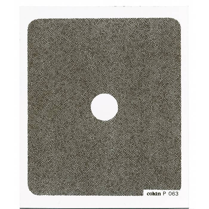 Cokin - P063 Center Spot Grey 2 Filter M (P)