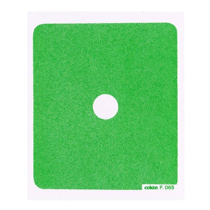Cokin - P065 Center Spot Green Filter M (P)