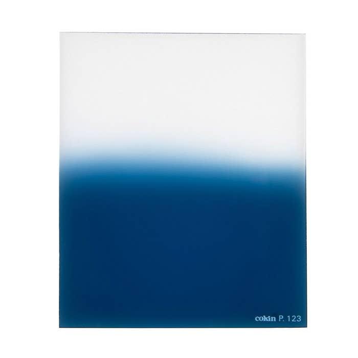 Cokin B2 - Graduated Blue XL (X) Filter - Hard 2-Stops