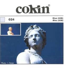 Cokin - Z024 Blue (82B) L (Z) Filter