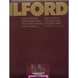 Ilford Multigrade FB Warmtone 1K Glossy 20x25cm - 25 Sheets