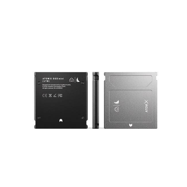 Angelbird ATOM X SSDmini 500 GB Mini SSD