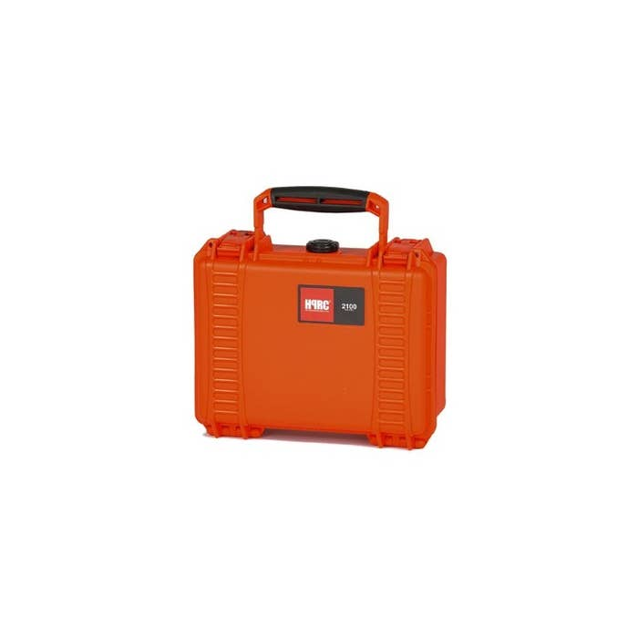 HPRC 2100 - Hard Case with foam (Orange)