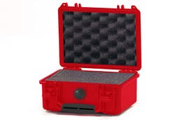 HPRC 2100 - Hard Case with foam (Red)