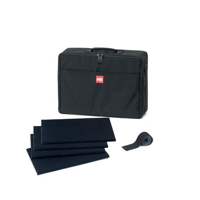 HPRC 2300 - Hard Case with Cordura Bag & Dividers (Black)