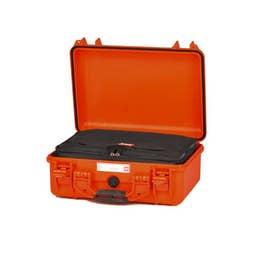 HPRC 2400 - Hard Case with Cordura Bag & Dividers (Orange)