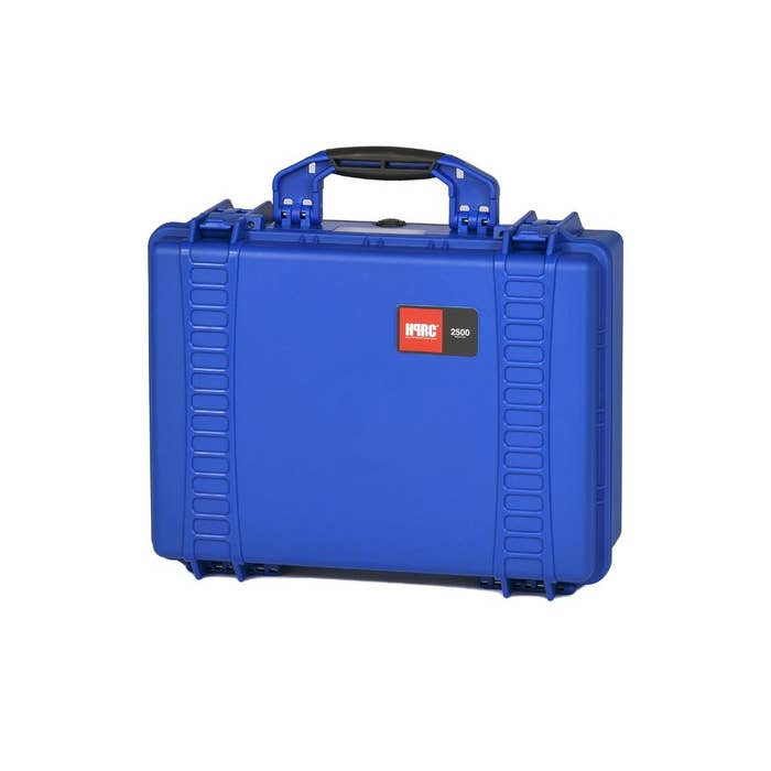 HPRC 2500 - Hard Case with Bag & Dividers (Blue)