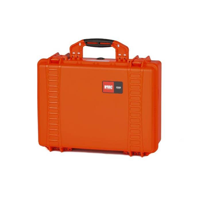 HPRC 2500 - Hard Case with Bag & Dividers (Orange)