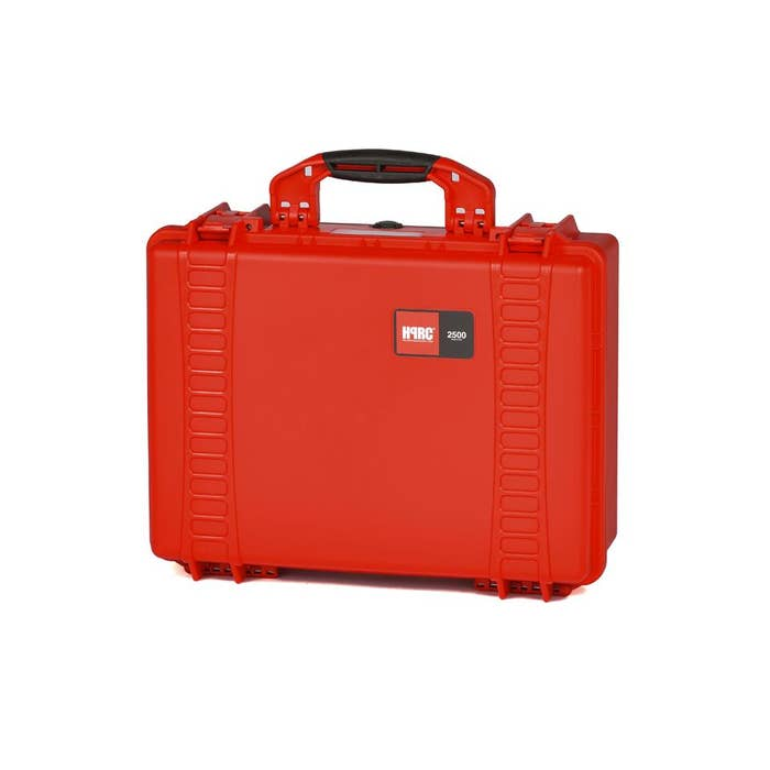HPRC 2500 - Hard Case with Bag & Dividers (Red)