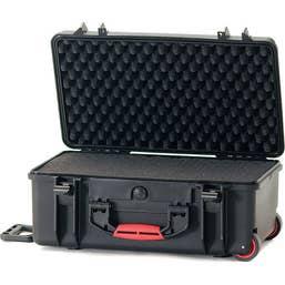HPRC 2550W - Wheeled Hard Case with Cubed Foam (Black)