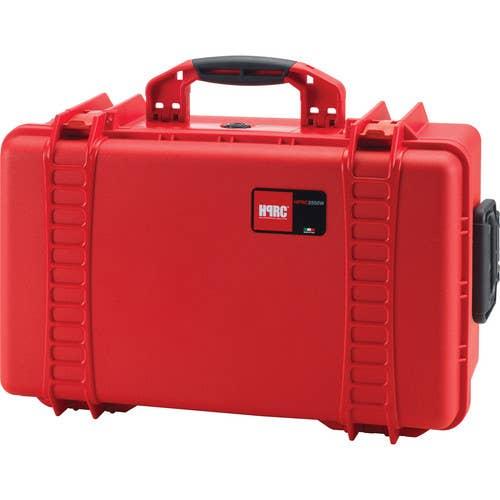 HPRC 2550W - Wheeled Hard Case Empty (Red)