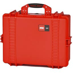 HPRC 2600 - Hard Case with Second Skin Divider Kit (Red)