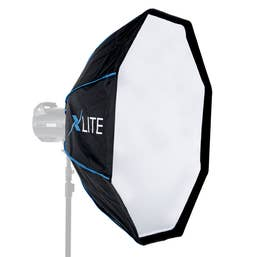 XLITE 90cm Umbrella Octa Softbox + Grid/Mask  (No Speedring Included)