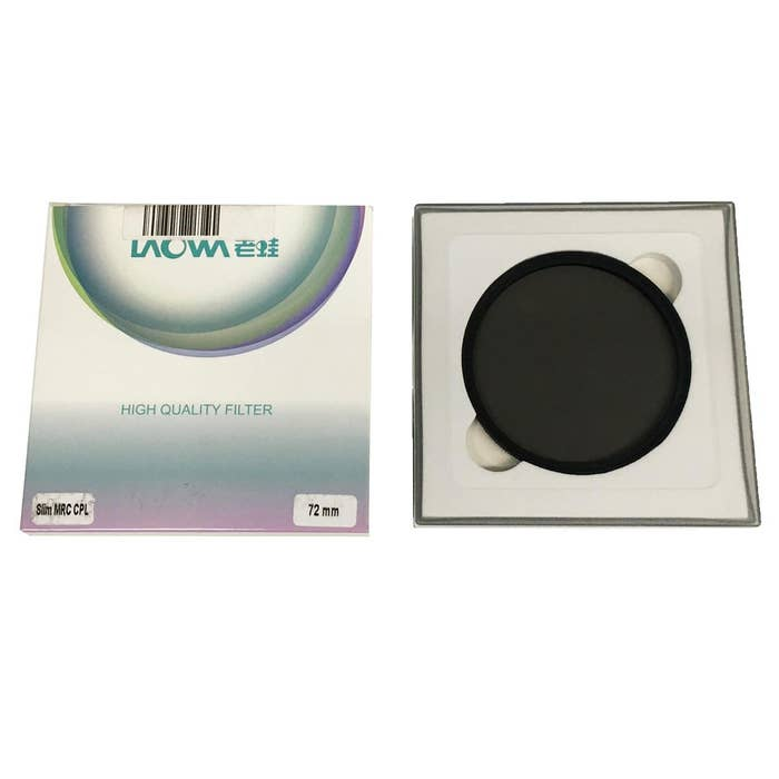Laowa 72MM Slim MRC Circular Polarising Filter