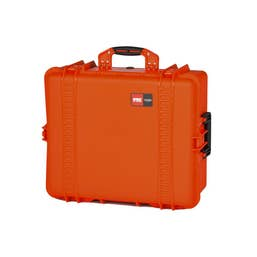 HPRC 2700W - Hard Case with Wheels Empty (Orange)