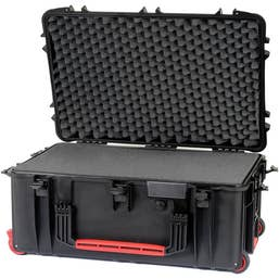 HPRC 2760W Wheeled Hard Hard Case with Cubed Foam