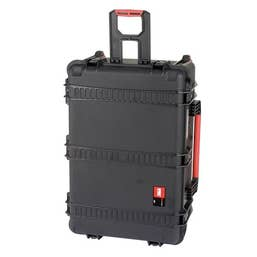 HPRC 2760W Wheeled Hard Hard Case Empty (Black)