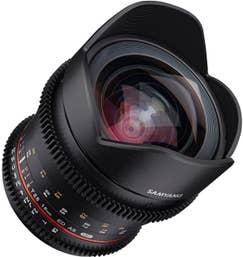 Samyang 16mm T2.6 VDSLR UMC II for Canon EOS
