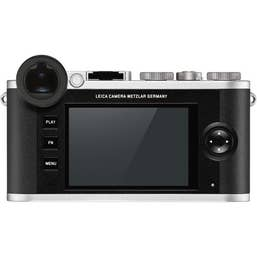LEICA CL - Body with Silver Anodized Finish