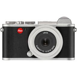 LEICA CL - Prime Kit  with Elmarit-TL 18 mm f/2.8 ASPH - Silver