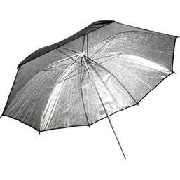 Phottix 101 cm Reflective Studio Umbrella (Grained / Textured Silver)
