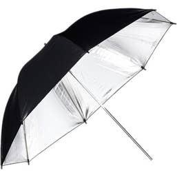 Phottix 84 cm Reflective Studio Umbrella (Silver)