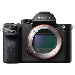 Sony A7S II Mirrorless Digital Camera Body with FE 35mm f/2.8 Lens