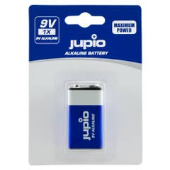 Jupio Alkaline Battery 9V