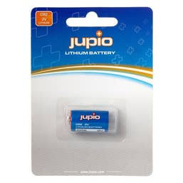 Jupio CR2 Lithium 3V Battery
