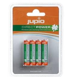 Jupio Rechargeable AAA Batteries 850 mAh DIRECT POWER