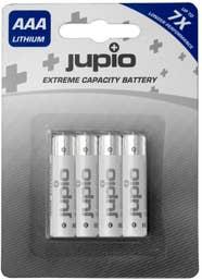 Jupio Lithium Batteries AAA - 4 pack  - VPE-14,