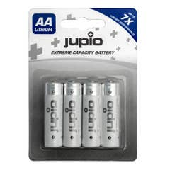 Jupio Lithium AA Batteries 4 Pack
