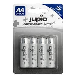 Jupio Lithium AA Batteries 4 Pack