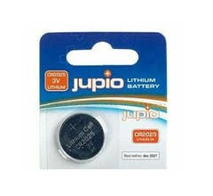 Jupio CR2025 Lithium Battery - 3V