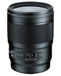 Tokina Opera 50mm f1.4 FF Canon Lens