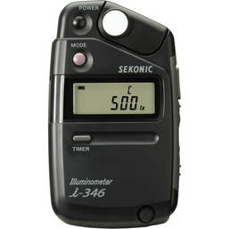 Sekonic Illuminometer i-346 Light Meter