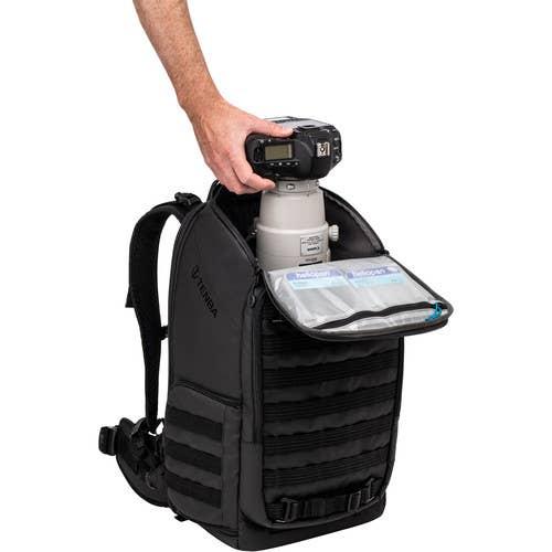 Tenba Axis Tactical 24L Backpack - Black