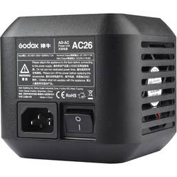Godox AC26 AC Power Adaptor