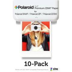 """Polaroid 2x3"""" Premium ZINK Film - 10 Pack"""