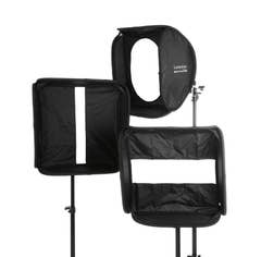 Lastolite Set Of 3 Diffusers For 54cm Ezybox Hotshoe
