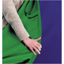 Lastolite Chromakey Blue and Green Collapsible 1.8x2.1m Background