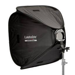 Lastolite Hot Shoe EZYBOX Softbox Kit 38x38cm