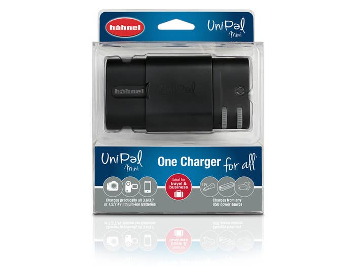 Hahnel UniPal Mini Universal Battery Charger
