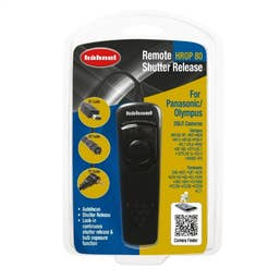 Hahnel Remote Shutter Release Cable for Olympus & Panasonic