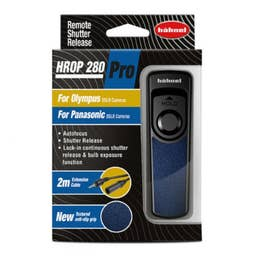HAHNEL - HROP 280 Pro Remote Shutter Release - Olympus/Panasonic