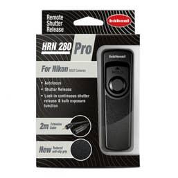 HAHNEL - HRN 280 Pro Remote Shutter Release - Nikon