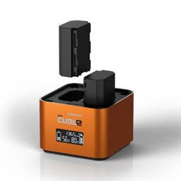 HAHNEL - proCUBE 2 Charger - Sony